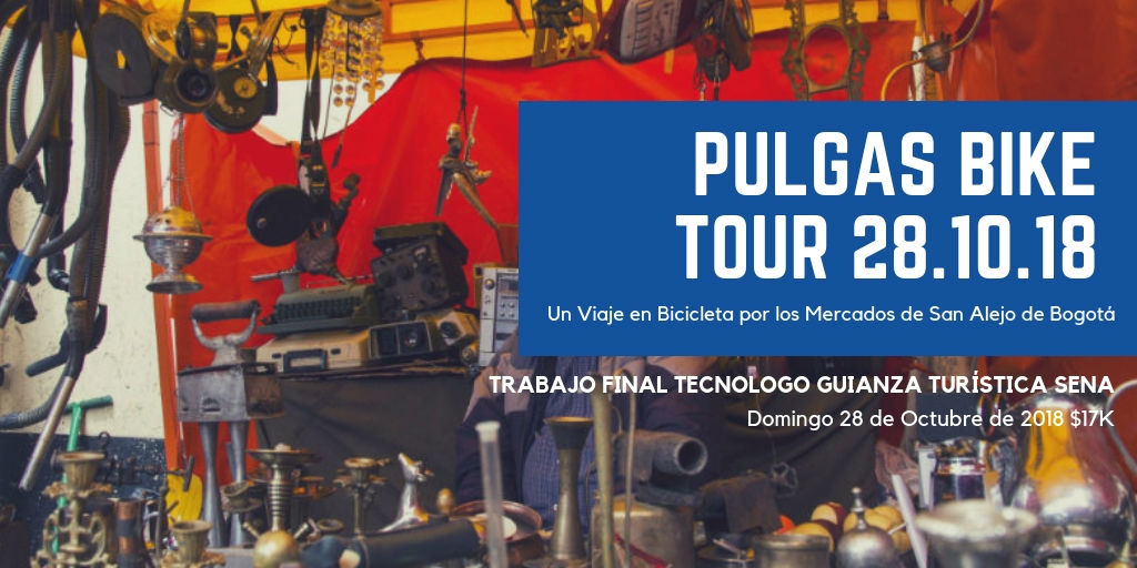 Pulgas bike tour 28 ii